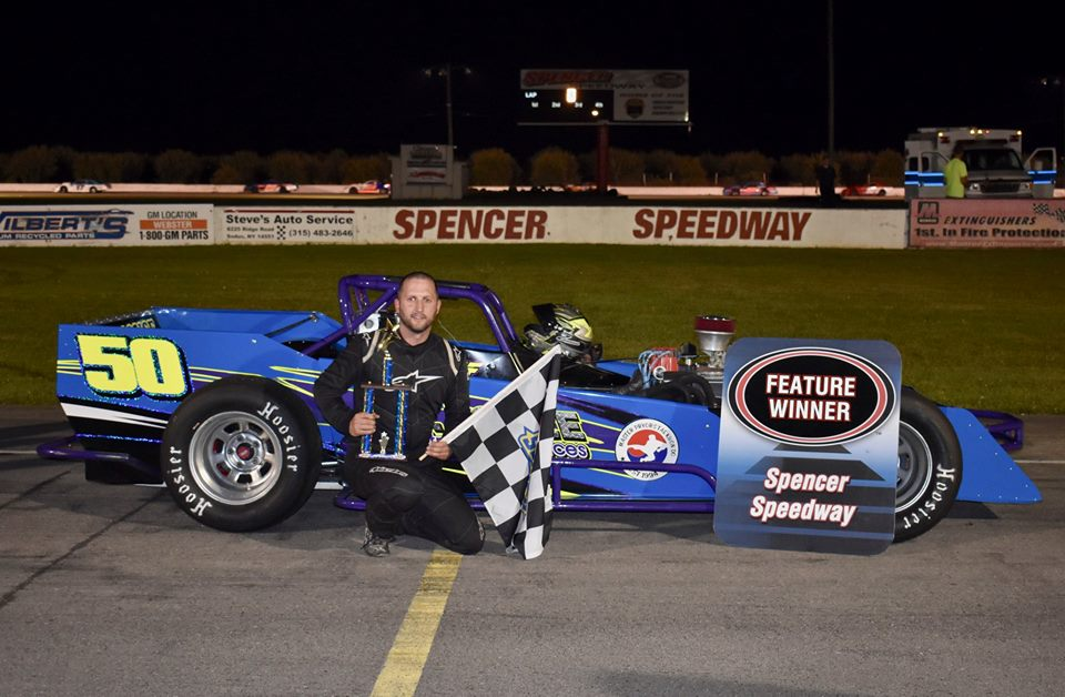 Cliff Passes Doyle for Lighthouse Lanes SBS Victory at Spencer ...